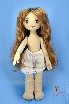 Выкройка текстильной куклы - выкройка,кукла,выкройка куклы,шаблон,выкройка авторская