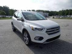 2017 Ford Escape Titanium SUV in Conyers, Georgia