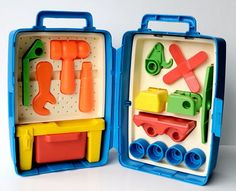 My brother had this toy and i loved it