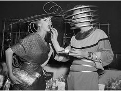 Space Costumes. #vintage #costume #style