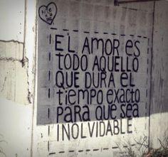 el amor es... inolvidable.*
