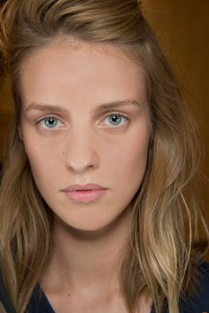 Emilio Pucci Spring 2014 Ready-to-Wear Fashion Show Beauty