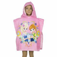 Disney Frozen Hooded Poncho Towel