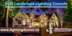 There are a lot of great ideas out there about #landscape_lights. I believe one of the most important advantages is the safety Secondly, if designed properly they can enhance the beauty of your yard. Design your #landscape_lighting_in_Canada with #LightingDoctor, go here:- http://lightingdoctor.ca/  #landscapelightingcanada #calgary #canada