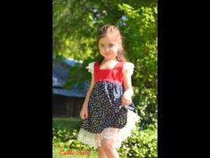 Callie Baby Lacey Daisy Featured in the Sail Into Summer Boutique's Best...