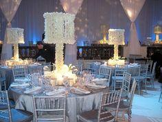 Matrimonio in inverno: fiori e decorazioni