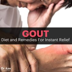 Gout Diet and Remedies For Instant Relief - DrAxe.com