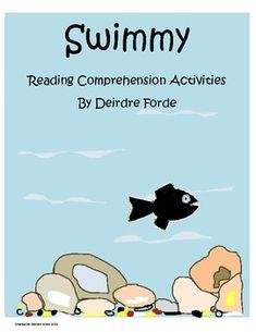 13 Best Swimmy Speech Unit Images Leo Lionni Barn Dagis