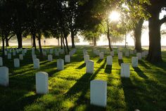 Ft. Leavenworth National Cemetery