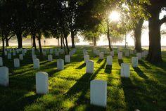 Ft. Leavenworth National Cemetery