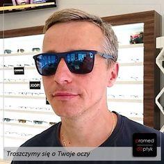 Pan Robert wybrał dla siebie #okulary przeciwsłoneczne #Carrera z najnowszej kolekcji #Maverick. A TY CO WYBIERZESZ DLA SIEBIE NA TEN SEZON? więcej: http://optyk-promed.pl/nowosci/11-nowosc-w-naszej-ofercie/13-carrera #optyk #optometrysta #nowość #lato