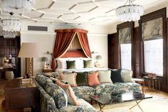 Kettner's Townhouse London, Soho House Group Hotel and Restaurant Soho House Hotel, Soho House London, Park House, Front Room Furnishings, First Apartment Decorating, Loft Spaces, Townhouse, Living Room Decor, Bedroom Decor
