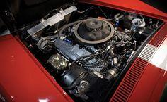 Corvette Brasil: C3s L88 em Le Mans 1968