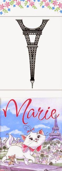 Marie: Envoltorios para Recuerditos, para Imprimir Gratis.
