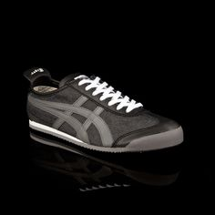 Onitsuka Tiger  Mexico 66 - Black Denim/Grey