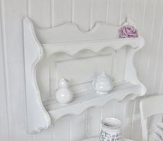 •○•  Vintage Küchenregal  •○• von Weidenröschen auf DaWanda.com