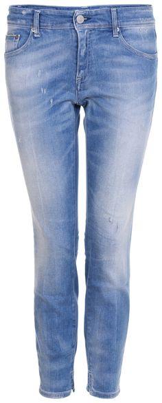 Jeans CIGAR CROP von CARE LABEL shop at www.REYERlooks.com