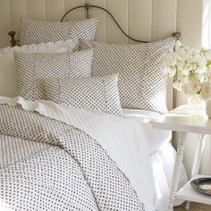 Taylor Linens Dottie Bedding By Taylor Linens Bedding, Bed Sets, Comforters, Duvets, Bedspreads, Quilts