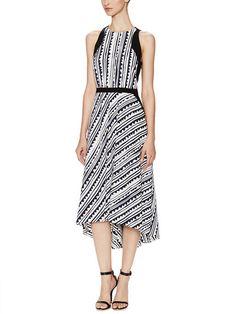 Raelyn Modern Edge High-Low Dress by Cynthia Steffe at Gilt