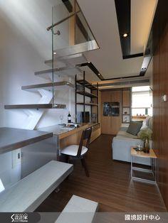 小坪數的極致放大術!9坪打造2房2廳2衛還可泡湯的日式禪風夢幻格局-設計家 Searchome