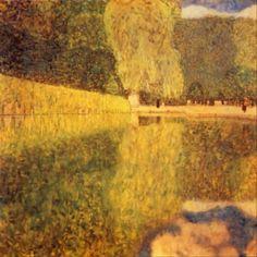 クリムト - シェーンブルン公園 Gustav Klimt, Painting Inspiration, Great Artists, Masters, Paintings, Gold, Board, Master's Degree, Paint