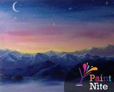 Paint Nite Hartfordnewhaven | Majorca 03/23/2015