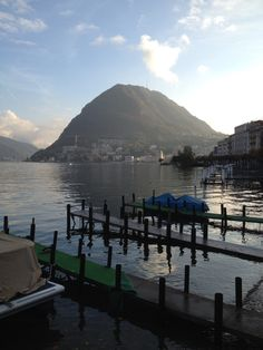 Lugano Switzerland Franklin College, When Youre In Love, Irving Berlin, Clean Beach, See The Sun, Alleyway, Lugano, Lake Como, Palm Trees