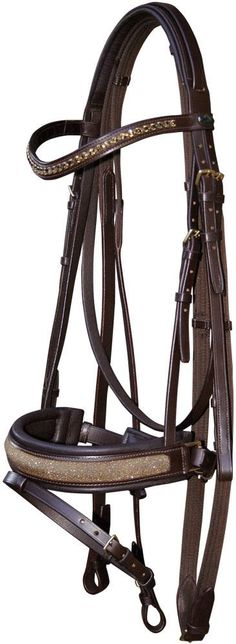 Bridle glamour - 28002150 - Harry's Horse
