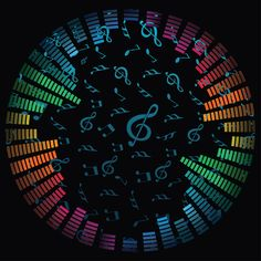 music! it colors your world.....