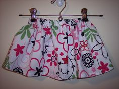 Cotton Candy Skirt sizes 1218M 1824M 2 3 4 5 6 by SewWhatsGoingOn, $12.00