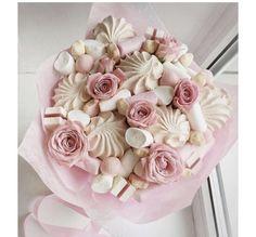 Food Bouquet, Gift Bouquet, Candy Bouquet, Gourmet Gifts, Food Gifts, Diy Gifts, Candy Room, Girl Gift Baskets, Edible Bouquets