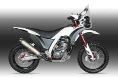 AJP 660 adventure moto