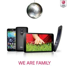 What's your favorite member of the LG G Series family?