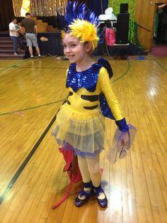 Flounder costume in Little Mermaid                                                                                                                                                                                 More