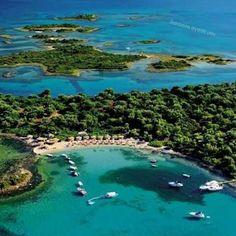 Lihadonisia, Evia, Greece