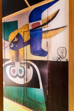 Inside Le Corbusier's Le Cabanon at Art Basel/Design Miami    Read more: http://www.dwell.com/slideshows/cassina-le-corbusier-cabanon-interior.html?slide=10=y#ixzz2EWjiZ7NY  artbasel 1216