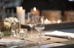 Genießen Sie eine köstliche Auszeit im typischen  SANDambiente  in unserem Restaurant!