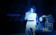 Lillie Mae Rische, Jack White tour THIRD MAN RECORDS — October 6th, 2012. Virgin Mobile Freefest,...