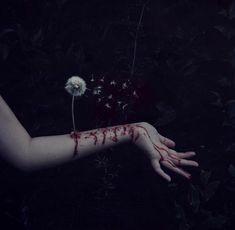 photography art blood depressed depression sad beautiful Grunge broken dark…