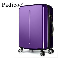 2017 Luxury Business Trolley Luggage Suitcase Boarding Case Men Spinner Wheels Rolling Luggage Travel Suitcases For Girls