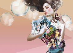 digital collage by Maren Esdar