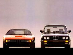 M1 and E28 M5