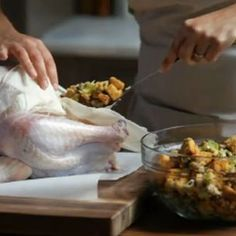 How to Stuff a Turkey | Williams-Sonoma