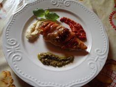 Évi néni kulináris kalandozásai: Olaszos csirkemell fehérje napra