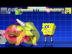 Annoying Orange And SpongeBob SquarePants VS Lex Luthor & Jenny The Robot In A MUGEN Match / Battle This video showcases Gameplay of Jenny Wakeman The Robot From The My Life As A Teenage Robot Series And Lex Luthor The Supervillain VS SpongeBob SquarePants And The Annoying Orange In A MUGEN Match / Battle / Fight