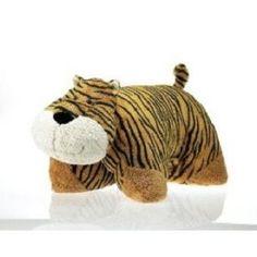 "Transformable Tiger Animal Pillow 18"" by Fiesta  Order at http://amzn.com/dp/B000PDRQZO/?tag=trendjogja-20"