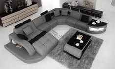 Resultado de imagen de sofas forma u Couch, Furniture, Home Decor, Shopping, Shape, Living Room, Settee, Decoration Home, Sofa