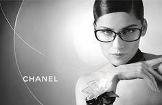 Chanel Spring 2013 Eyewear Ad Campaign
