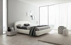 Witte Slaapkamer Inrichten : Beste afbeeldingen van witte slaapkamers master bedrooms