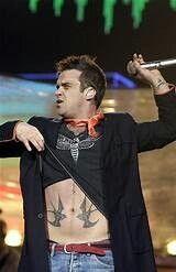 Robbie Williams, Future Husband, Fancy